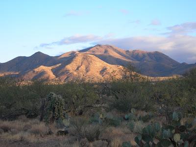 Mt Fagen